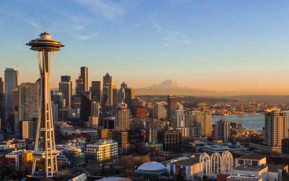 Séjour à Seattle et Croisière en Alaska