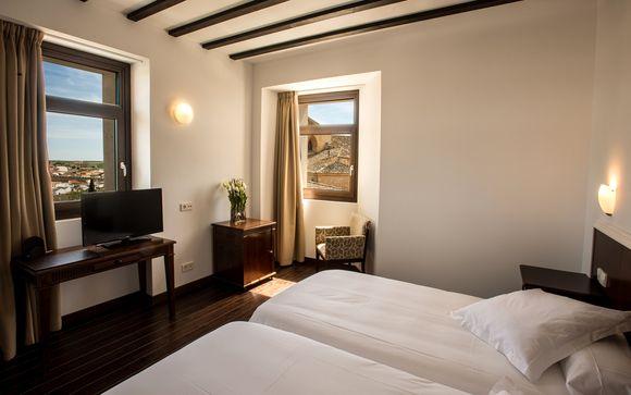 Poussez les portes du Palacio del Infante Don Juan Manuel Hotel Spa 4*
