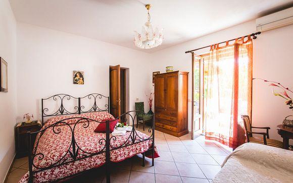 Poussez les portes de la Casa Vacanze Il Papiro