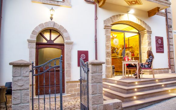 Poussez les portes du Bienestar - Maison de Charme