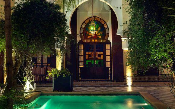 Poussez les portes de votre Riad