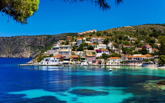 Rendez-vous... sur l'île de Céphalonie