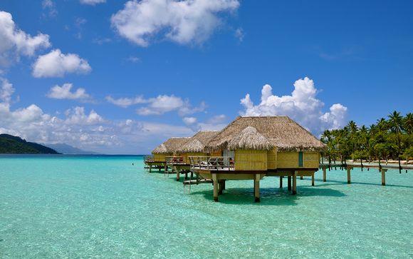 Poussez les portes de l'hôtel Tahaa Private Island & Spa 4*
