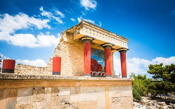 Rendez-vous... à Santorin et en Crète