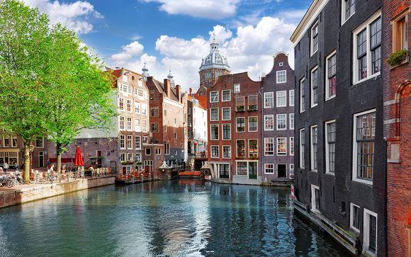 Pays-Bas Amsterdam - Bilderberg Garden Hôtel 5* à partir de 53,00 € (53.00 EUR€)