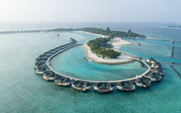 Votre extension à l'hôtel Cinnamon Dhonveli Maldives 4*