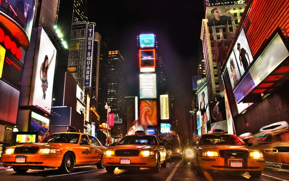 Hôtel Ameritania at Times Square