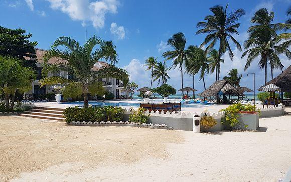 Poussez les portes de l'hôtel African Sun Sand Sea Resort & Spa