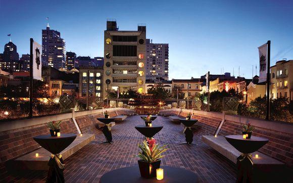 H�tel Hilton San Francisco Financial District 4*