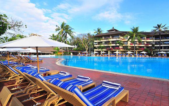Poussez les portes de l'hôtel Hôtel Prama Sanur 5* à Sanur
