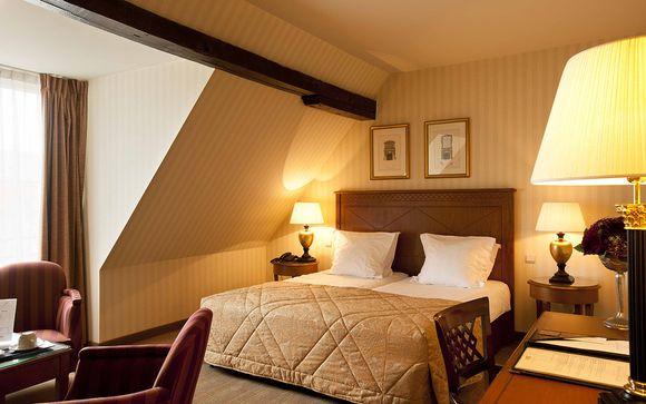 Poussez les portes de votre hôtel The Peellaert 4*