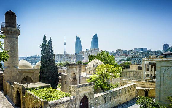 Rendez-vous en Azerbaïdjan