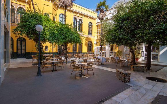 Votre extension possible à l'hôtel San Gil 4* à Séville
