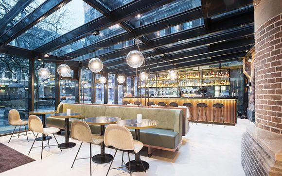 Hôtel Pestana Amsterdam Riverside 5*