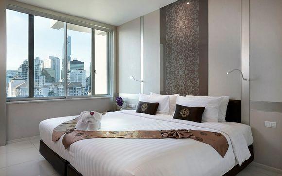 Votre pré-extension possible à Bangkok