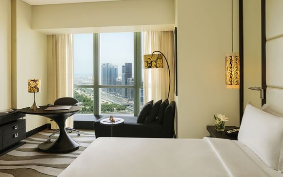 Poussez les portes de votre extension possible à Abu Dhabi