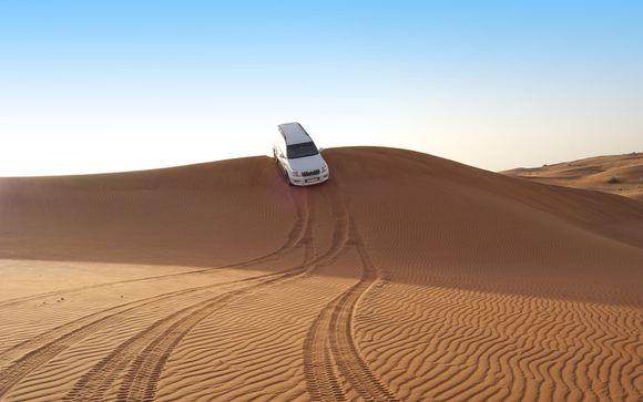 Mettez une option sur l'évasion à Dubai