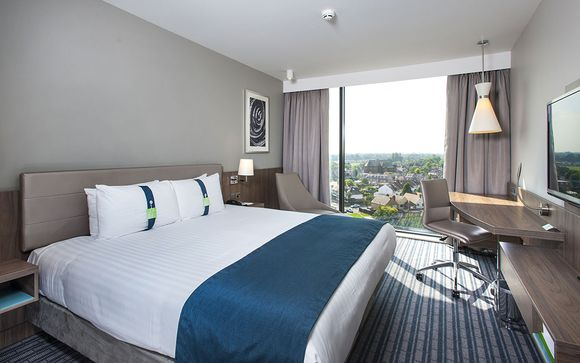 Poussez les portes du Holiday Inn London West 4*