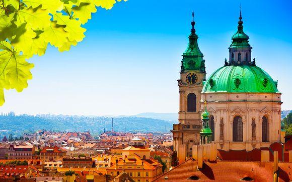 Situation idéale et confort ultime - Prague -
