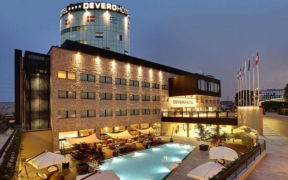 Poussez les portes du Devero Hôtel & Spa 4*