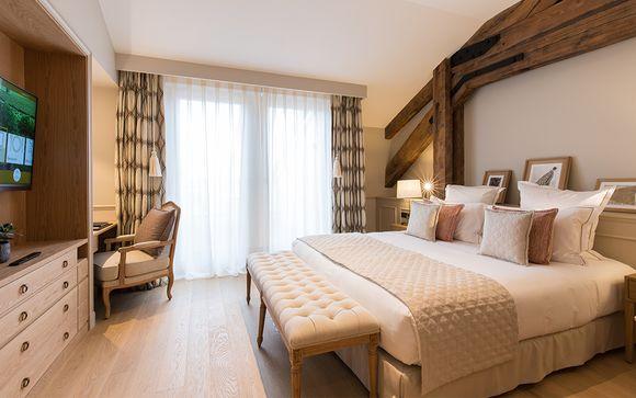 Hôtel Chais Monnet 5*