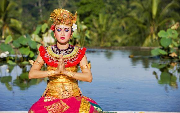 Trio indonésien entre plages et rizières