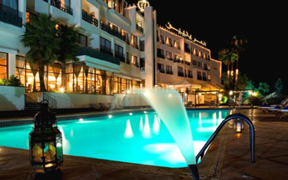 Hôtel Les Mérinides***** - Fès - Maroc