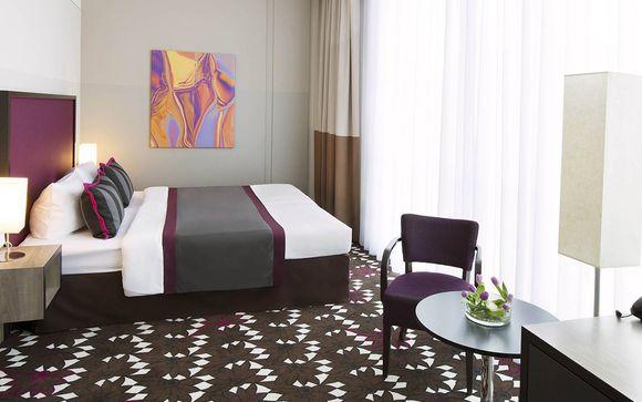 Poussez les portes du Mercure Hotel Moa Berlin 4*