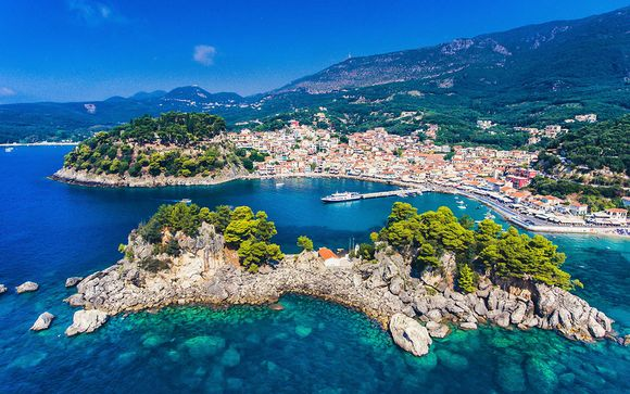 Rendez-vous... dans les îles Ioniennes