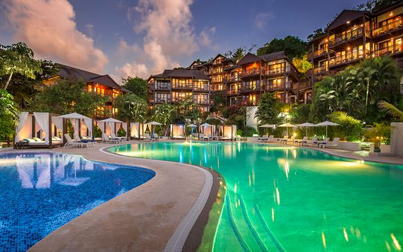 Marigot Bay Resort & Marina by Capella Hotel Group 5*
