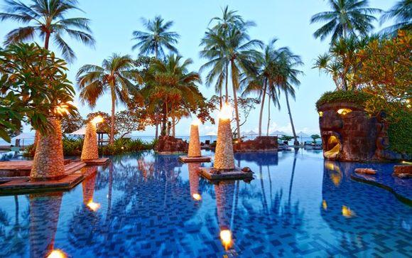 Hôtel Sheraton Senggigi Beach Resort **** - Lombok - Indonésie
