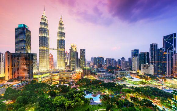 Circuit privatif à la découverte de la Malaisie, en 3* ou 4* et en 9 nuits ou 12 nuits