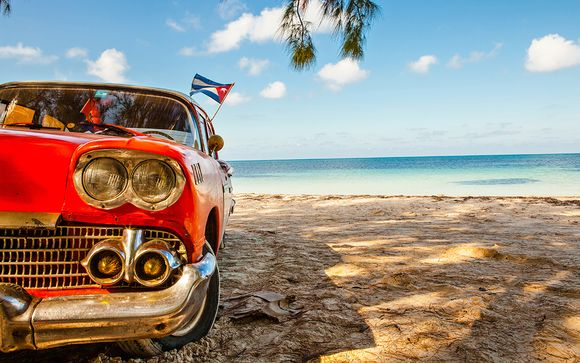 Ocean El Patriarca 5* + pré-extension possible à La Havane