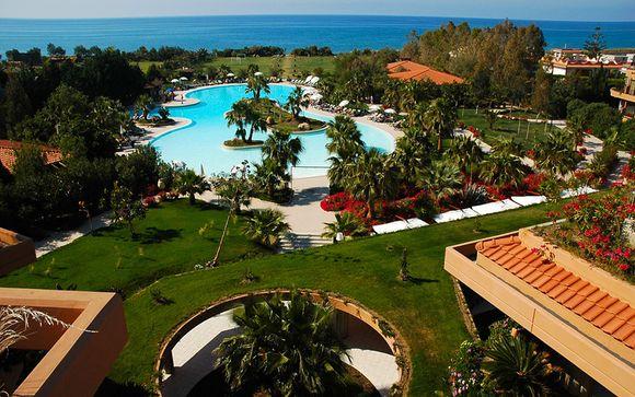 Votre extension à l'hôtel Acacia Parco Dei Leoni 4*