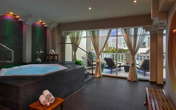 Poussez les portes de l'hôtel Le Méridien Panama City 5*