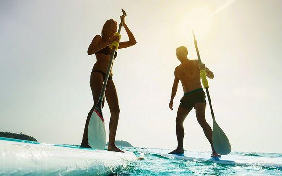 Zoom sur votre séjour sportif paddle et randonnée