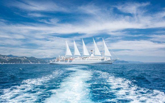 Croisière Club Med 2 - 5 ou 6 jours en mai et juin