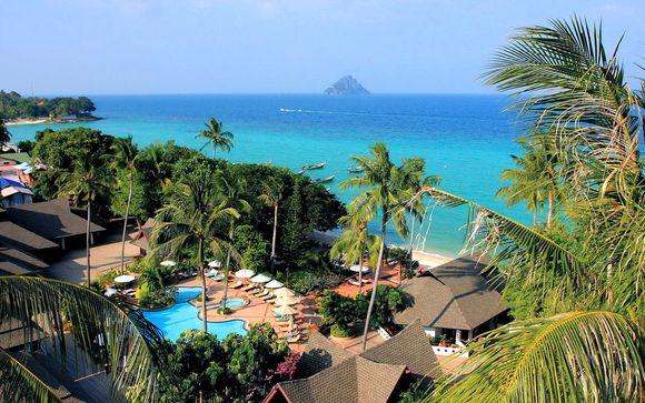 Poussez les portes de l'hôtel Holiday Inn 4* à Kho Phi Phi