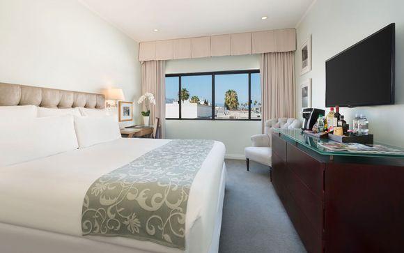 Poussez les portes de l'hôtel Luxe Rodeo Drive à Los Angeles