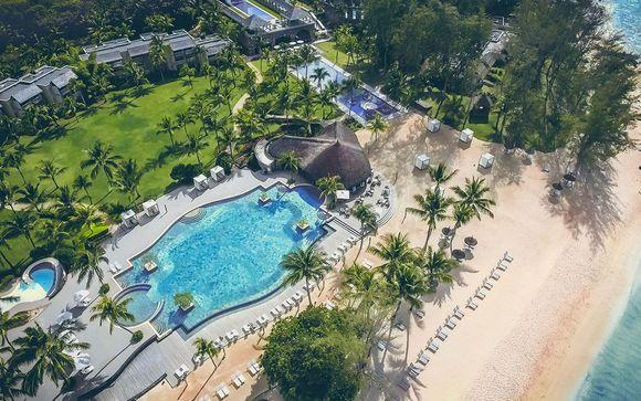 Poussez les portes du Outrigger Mauritius Beach Resort 5* à l'île Maurice