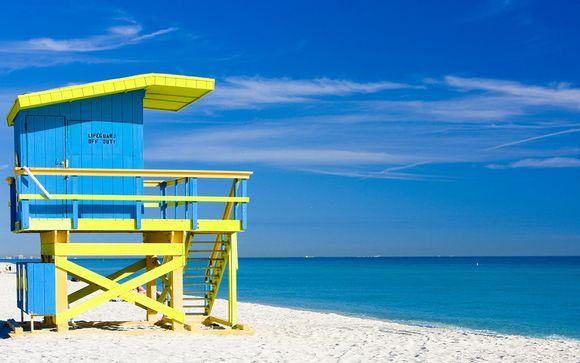 Hôtel SLS South Beach 5* et croisière Bahamas en 7 ou 10 nuits