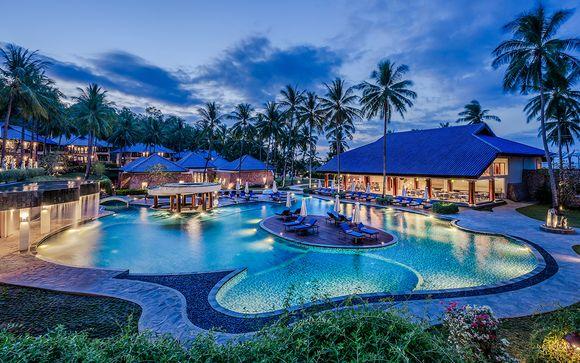 Trio d'hôtels Best Western Agung Ubud 4*, Wyndham Sundancer Resort Lombok 5* et...