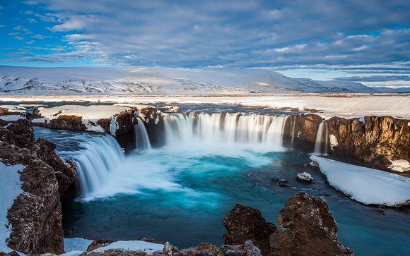 Séjour au Foss Hôtel Reykjavik 4* & Excursions