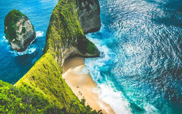 Trésors d'Indonésie avec Tour à Singapour possible