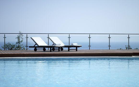 Calme et sérénité au cœur de la mer Égée