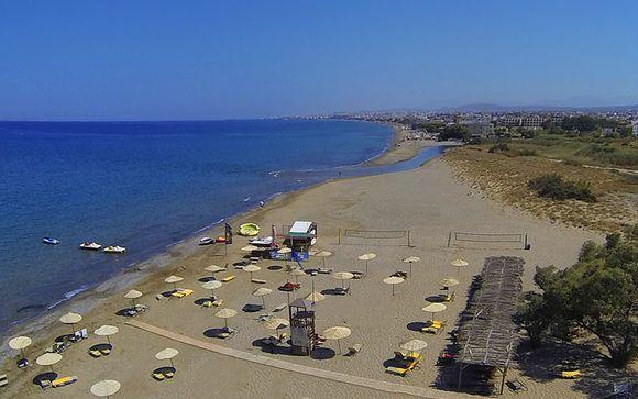 h tel apollonia beach resort spa 5 voyage priv jusqu 39 70. Black Bedroom Furniture Sets. Home Design Ideas