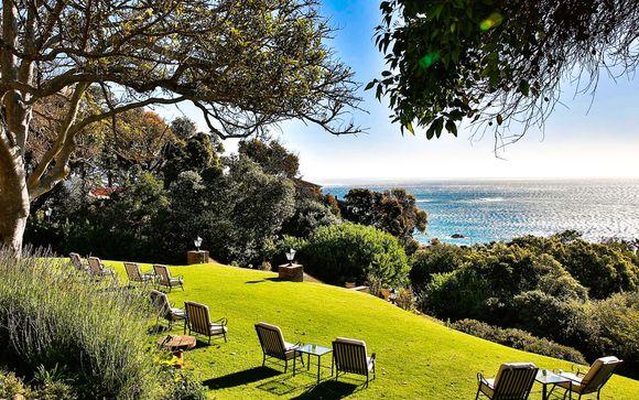 Poussez les portes de votre boutique-hôtel Camps Bay Retreat 5*