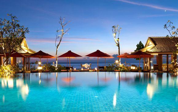 Combiné Hôtels Sudamala Suites & Villas 5* à Bali & Sudamala Suites & Villas Senggigi 5* à Lombok