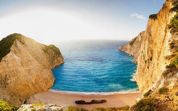 Escale de rêve sur une île préservée