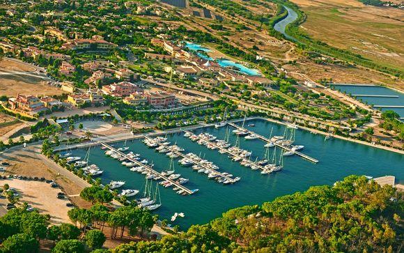 Poussez les portes de votre hôtel Argonauti Sea Life Experience